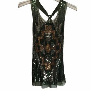 Verty New Years Eve party tank